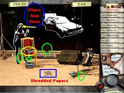 Lost in the City Game Captura de pantalla 33