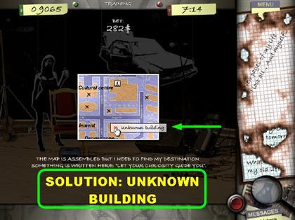 Lost in the City Game Captura de pantalla 35