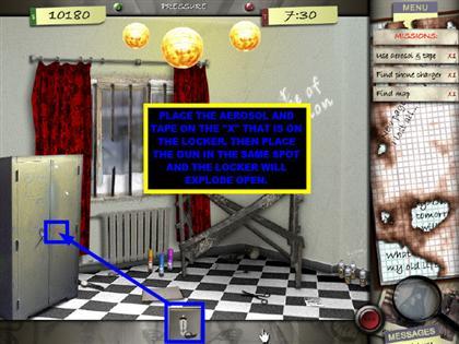 Lost in the City Game Captura de pantalla 39