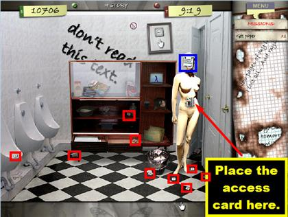 Lost in the City Game Captura de pantalla 43