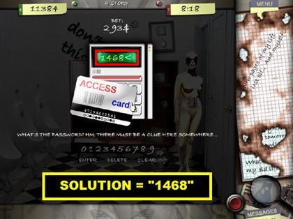 Lost in the City Captura de pantalla Game 46
