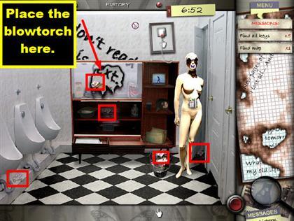 Lost in the City Game Captura de pantalla 47