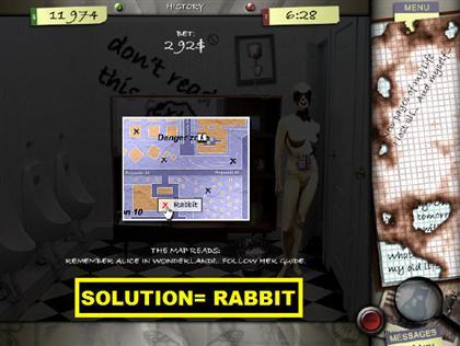 Lost in the City Game Captura de pantalla 48