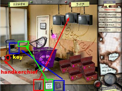 Lost in the City Game Captura de pantalla 52