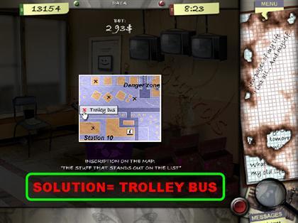 Lost in the City Game Captura de pantalla 54