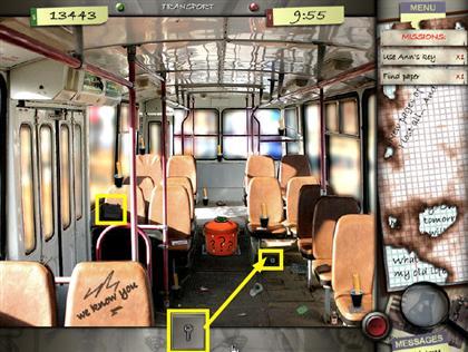 Lost in the City Game Captura de pantalla 55
