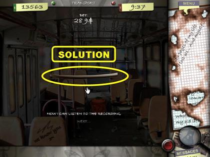 Lost in the City Game Captura de pantalla 56