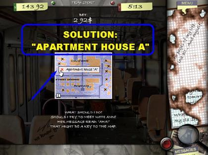 Lost in the City Game Captura de pantalla 58