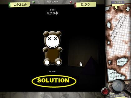 Lost in the City Game Captura de pantalla 65