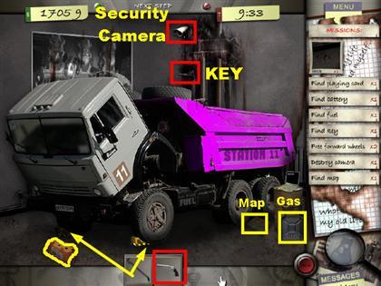 Lost in the City Game Captura de pantalla 69