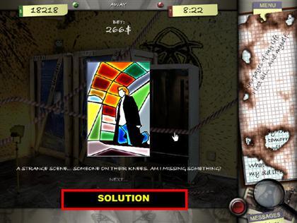 Lost in the City Game Captura de pantalla 73