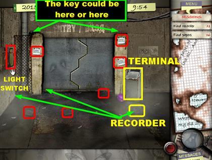 Lost in the City Game Captura de pantalla 80