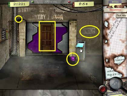 Lost in the City Game Captura de pantalla 84
