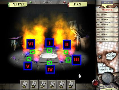 Lost in the City Game Captura de pantalla 93