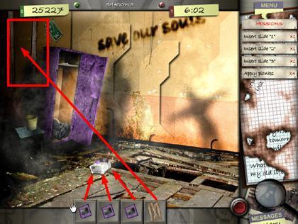 Lost in the City Game Captura de pantalla 98