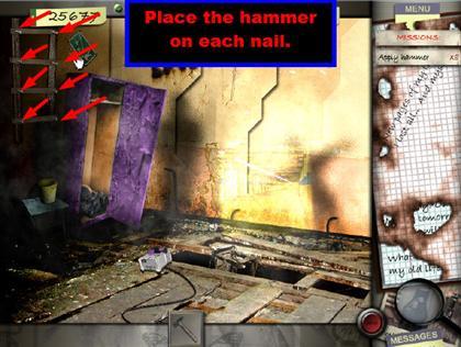Lost in the City Game Captura de pantalla 99