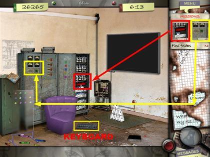 Lost in the City Game Captura de pantalla 102