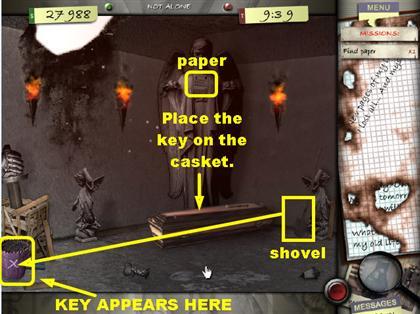 Lost in the City Captura de pantalla del juego 110