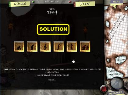 Lost in the City Game Captura de pantalla 111