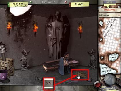 Lost in the City Game Captura de pantalla 114