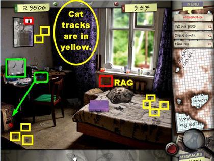 Lost in the City Game Captura de pantalla 116