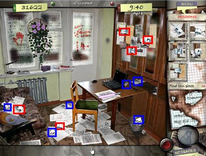 Lost in the City Game Captura de pantalla 123