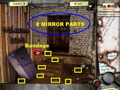 Lost in the City Game Captura de pantalla 131