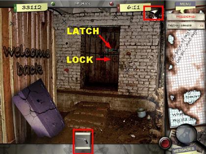 Lost in the City Game Captura de pantalla 136