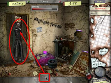 Lost in the City Game Captura de pantalla 138