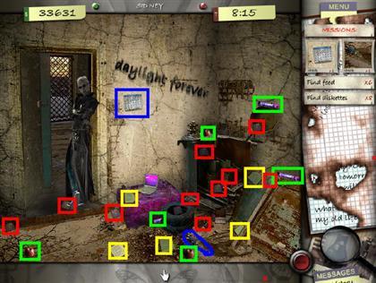 Lost in the City Game Captura de pantalla 141