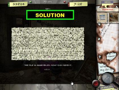 Lost in the City Game Captura de pantalla 142