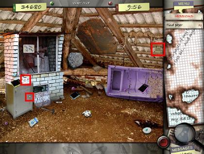 Lost in the City Game Captura de pantalla 144