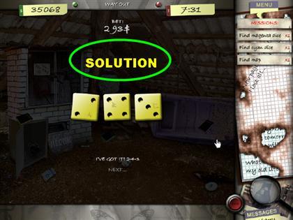 Lost in the City Game Captura de pantalla 148