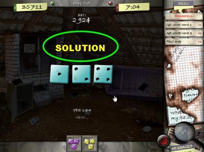 Lost in the City Game Captura de pantalla 149