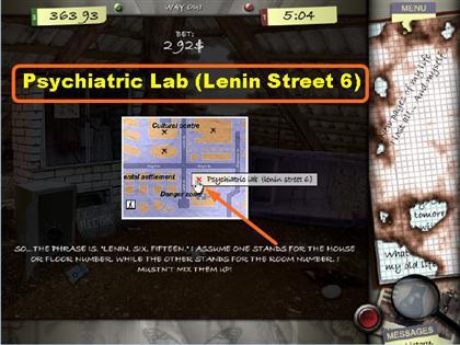 Lost in the City Game Captura de pantalla 151
