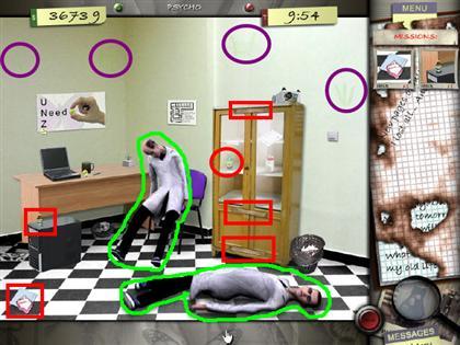 Lost in the City Game Captura de pantalla 152