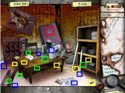 Lost in the City Game Captura de pantalla 158