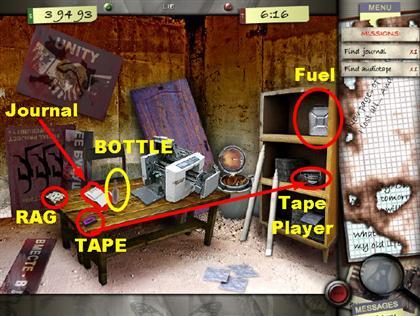 Lost in the City Game Captura de pantalla 162