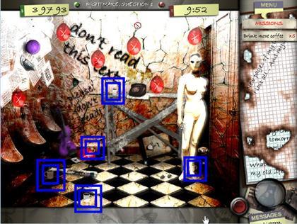 Lost in the City Captura de pantalla del juego 163