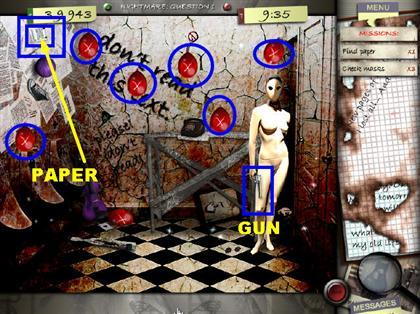 Lost in the City Game Captura de pantalla 164