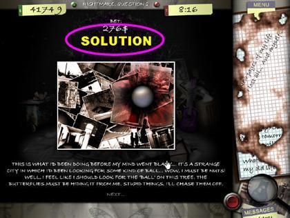 Lost in the City Game Captura de pantalla 170