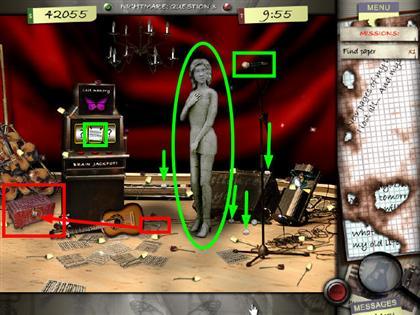 Lost in the City Game Captura de pantalla 172