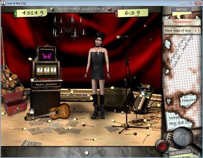 Lost in the City Game Captura de pantalla 176