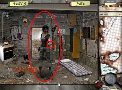 Lost in the City Game Captura de pantalla 177