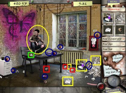 Lost in the City Game Captura de pantalla 195