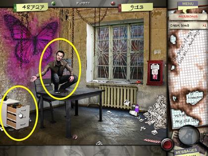 Lost in the City Game Captura de pantalla 196