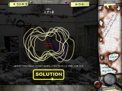 Lost in the City Game Captura de pantalla 201
