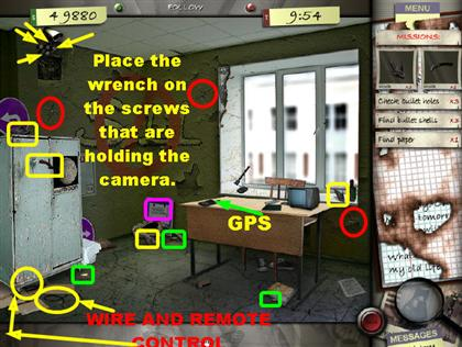 Lost in the City Game Screenshot 202