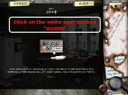 Lost in the City Game Screenshot 203