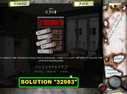 Lost in the City Game Screenshot 204